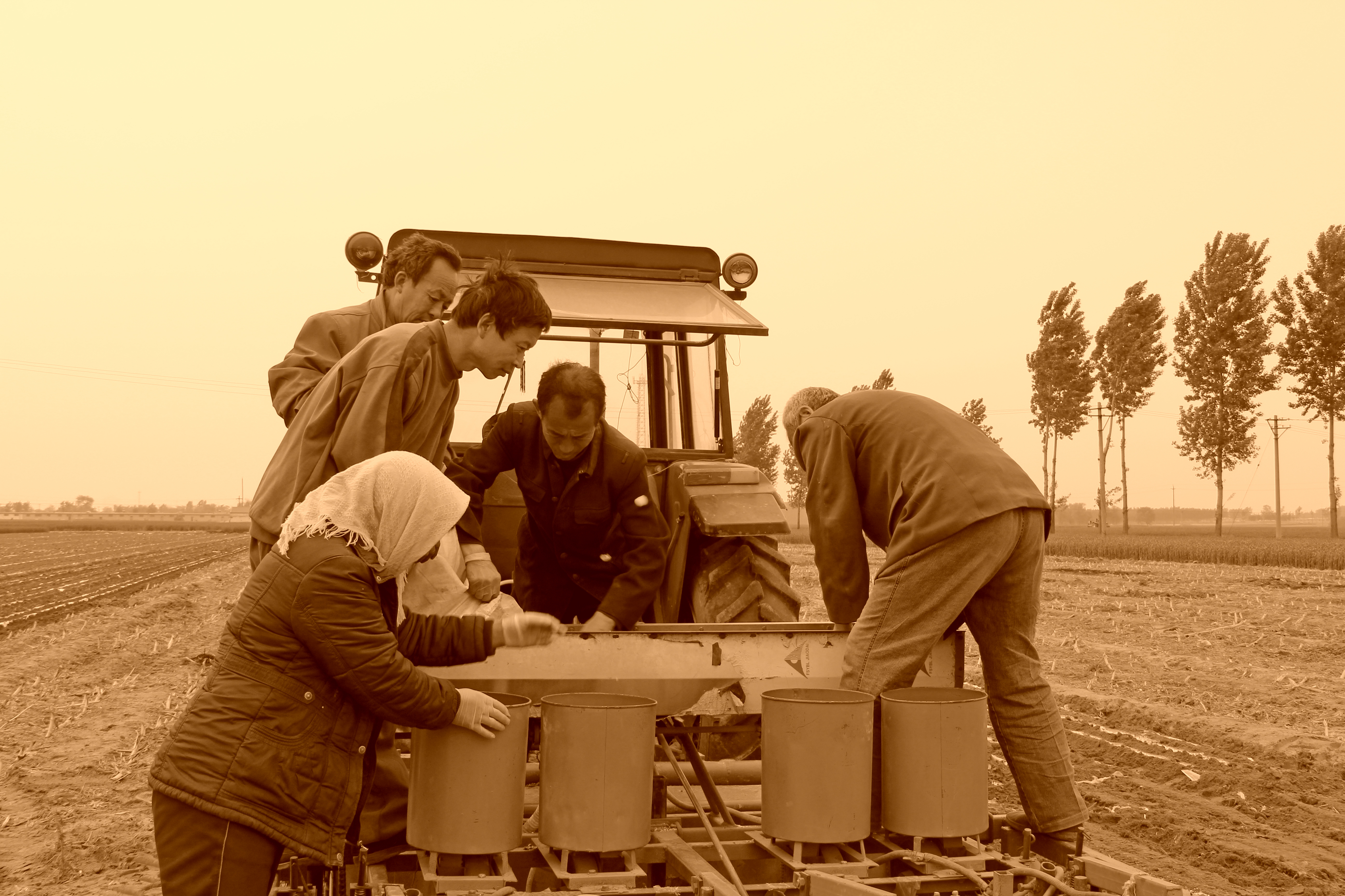 2.2 China agriculture