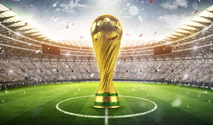 FIFA World Cup Trophy — edited