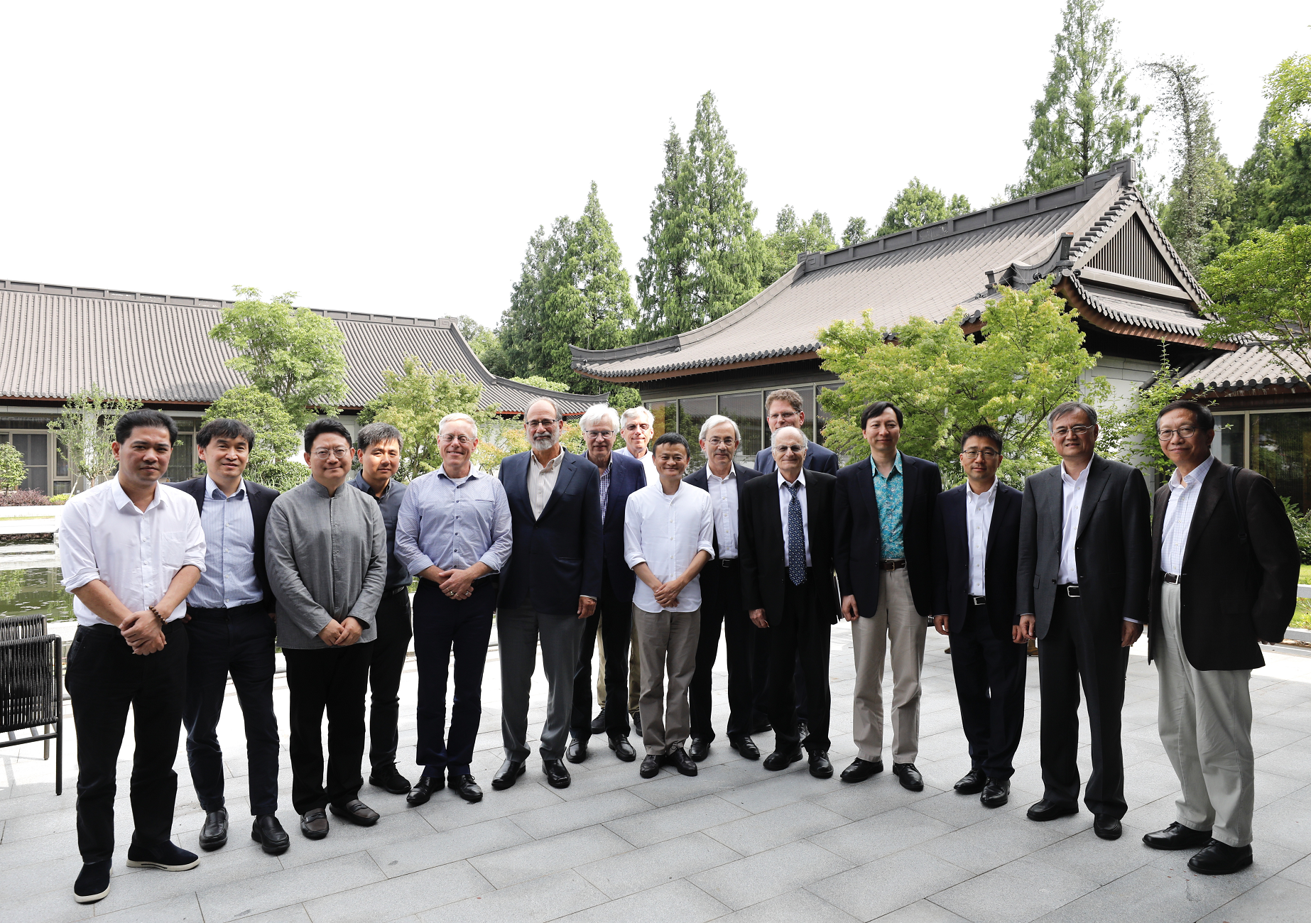 On June 26, 2018, Luohan Academy was established in Hangzhou, China.