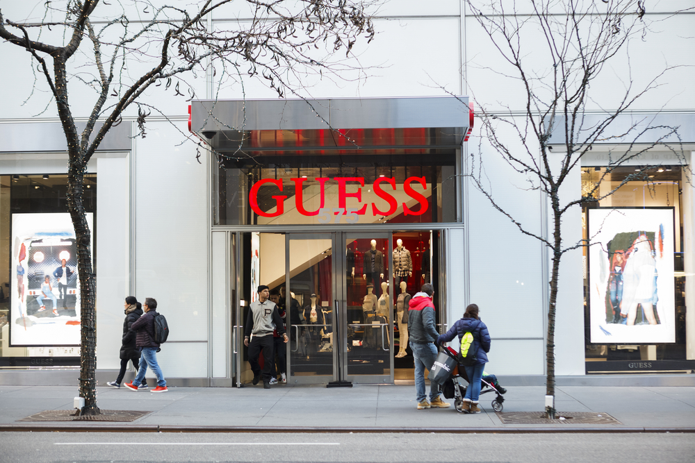 Guess Store NY 5th Ave