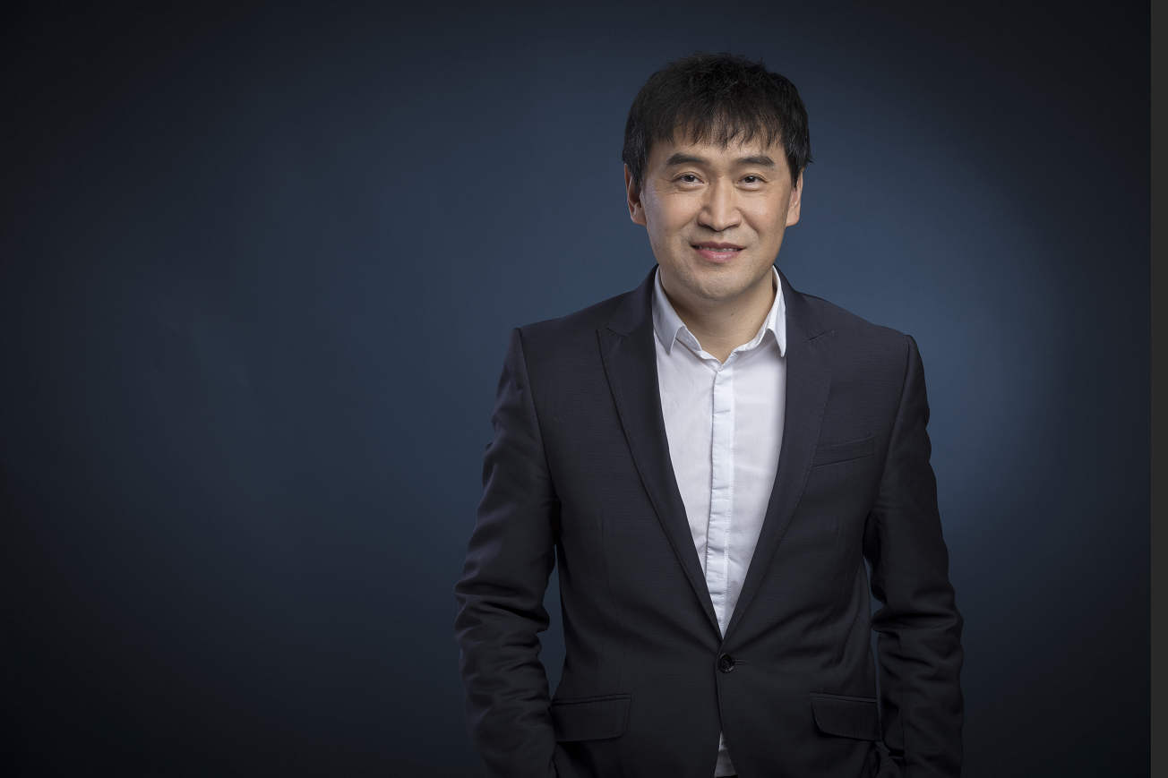 Dr, Chen Long of Luohan Academy