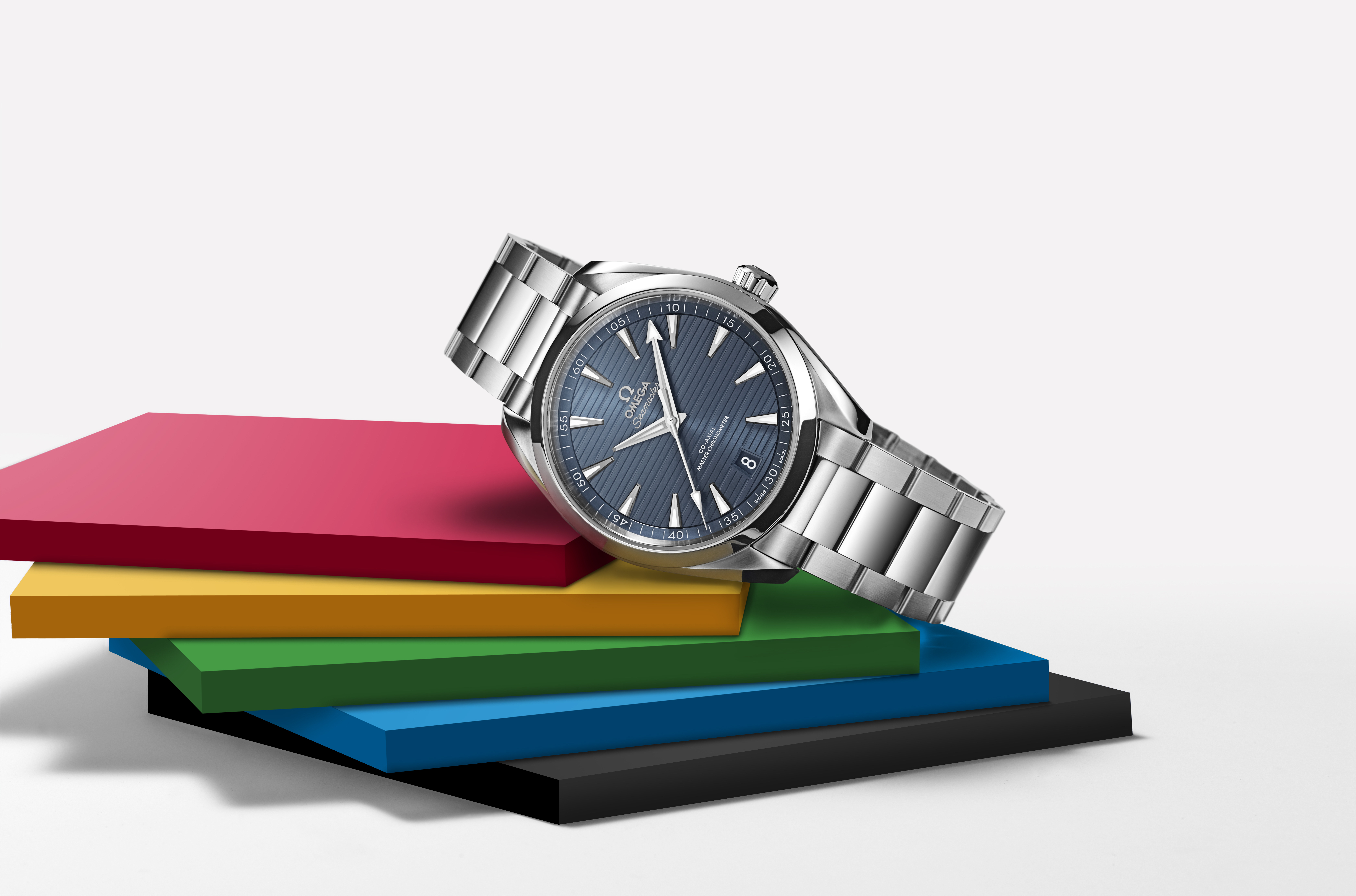 Omega limited edition Olympics watch_06152019