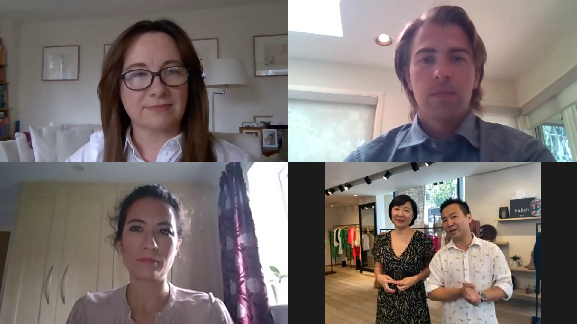 Alibaba Group Livestreaming discussion – And Luxe, Bissell, Whittard
