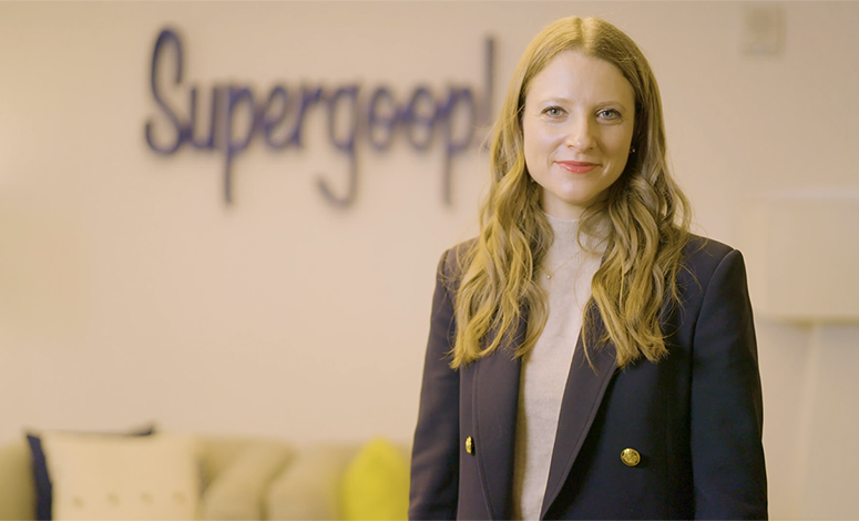 Supergoop CEO Amanda Bladwin
