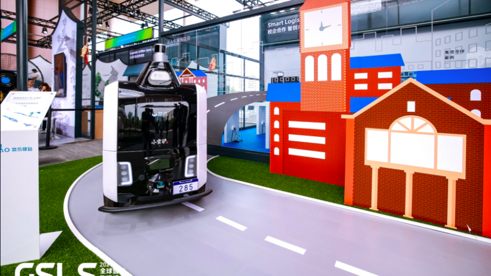 Alibaba Deploys 1,000 Delivery Robots As E-Commerce Booms in China; Accelerates Digitization of Hainan
