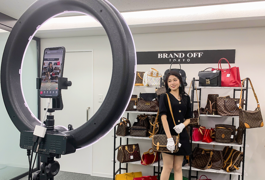 In with the Old: Japanese Pre-Owned Luxury Goods Resellers Eye Chinese Consumers' Closets