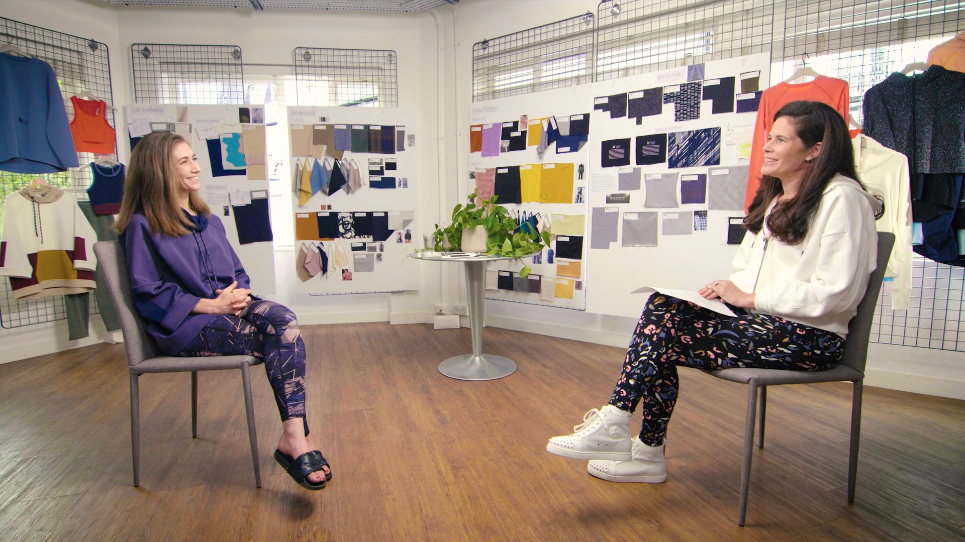Interview with Sweaty Betty